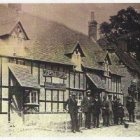 Old Photo of The Wheatsheaf