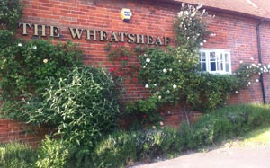 Outside of The Wheatsheaf pub