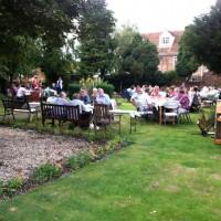 The Wheatsheaf garden