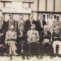 Old Photo of The Wheatsheaf